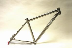 The M230 mountain bike frame
