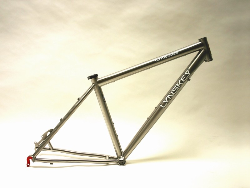The M230 mountain bike frame