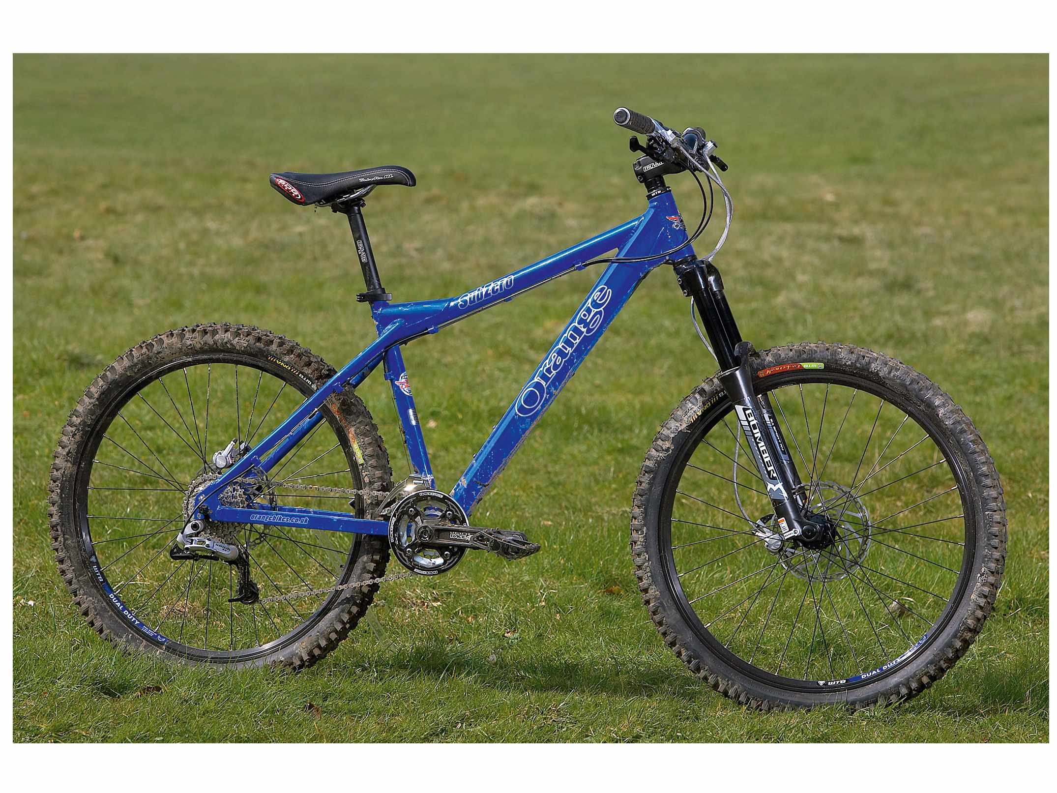 More of a freeride bike than an all-day trail machine