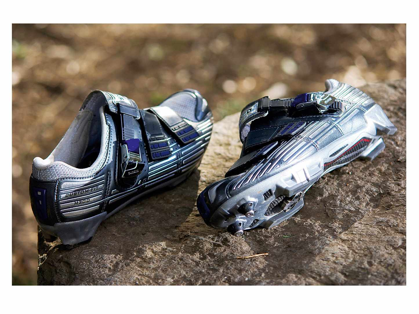 Cool shoe cooked up by Shimano