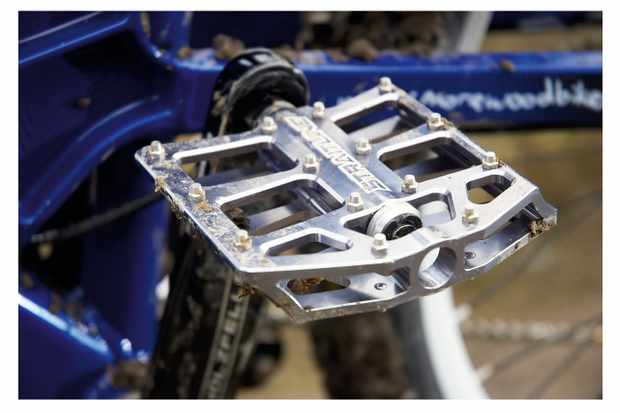 Straitline Pedals