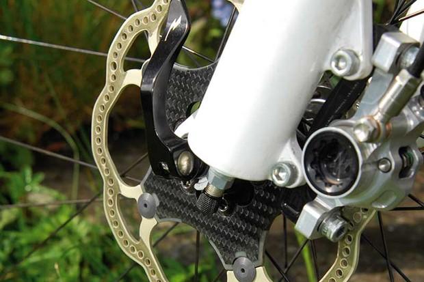Very costly but beautifully made brake rotors
