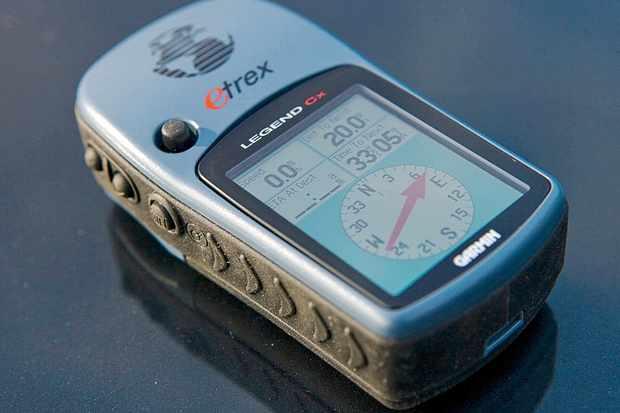 Garmin etrex Legend CX GPS