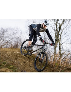 Specialized Epic Marathon - transformed into a capable general cross-country riding machine by a new