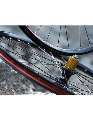 Hope Pro II / DT 5.1 Wheels