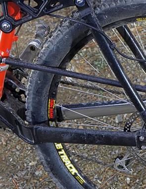 The Coilair Supreme's anti-brake jack device