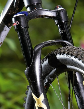 Suntour's X100 fork offers does all you could ask
