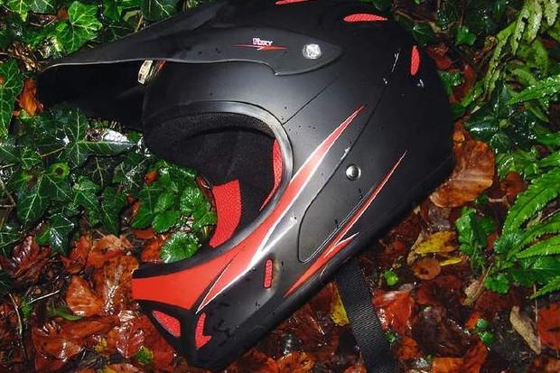 Azonic Fury Full Face Helmet