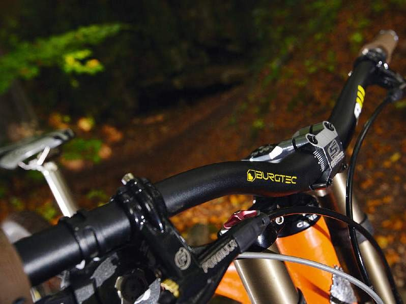 Burgtec Ride Wide Handlebars