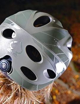 Pro-Tec Cyphon Helmet (back view)