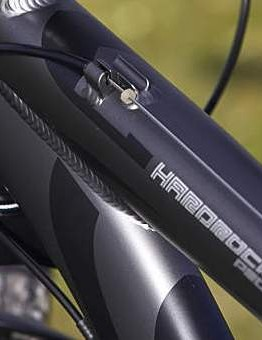 There are various ways of dictating the reach of a bike from the saddle to the handlebars. The long