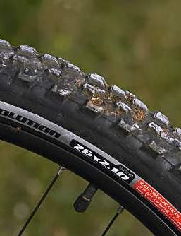 Big Resolution treads offer a good combination of grip and speed