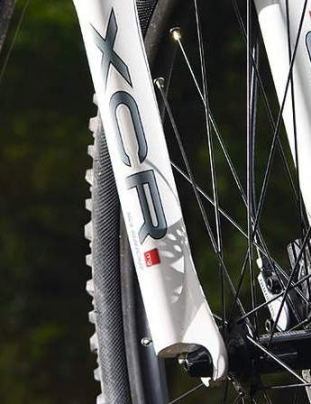 Suntour's XCR forks vary a lot, but this was one of the best we've tested