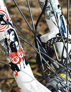 Marzocchi's latest 66 ATA fork is bombproof