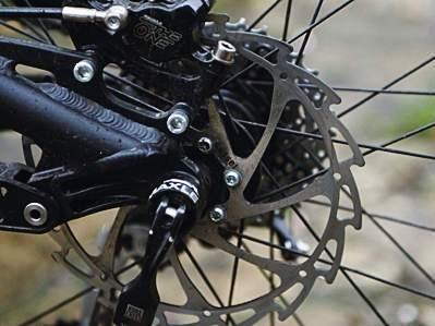 Gusset R-Series Rotors 180/160mm