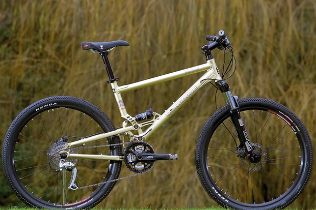Mongoose Canaan Comp - beefed up but still a blast