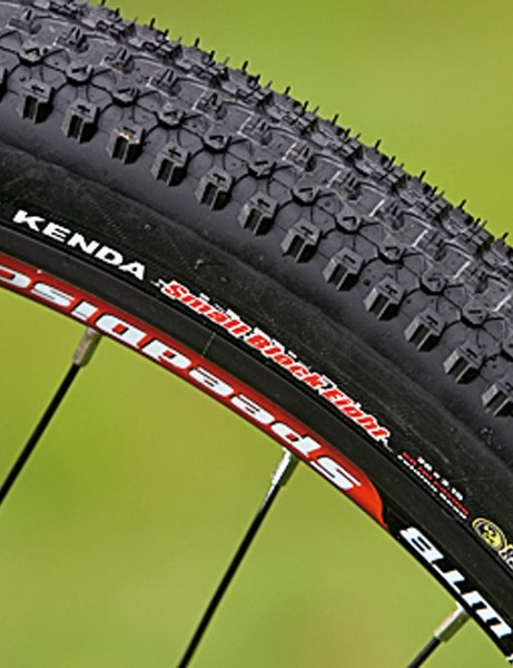 Fast riolling tyres are great for summer, but swap them out in the wet