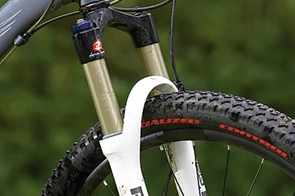 Excellent and durable RockShox Reba fork