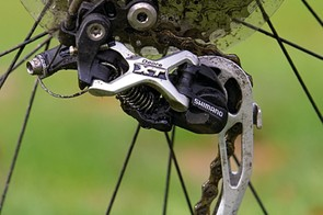 Shimano Deore XT rear mech upgrade is a great ride quietener