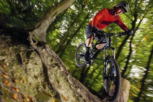Ride a Cube mountain bike at the Dalby Demo Day