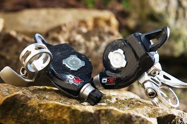 SRAM X.0 Trigger shifters