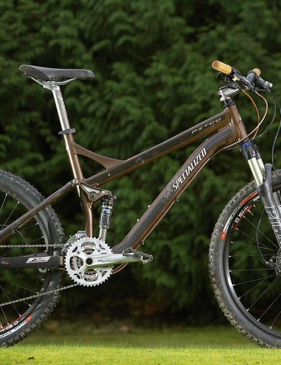 Specialized Pitch Pro - clean and simple, high-performance, 150mm macine
