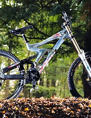 Scott Gambler DH10 - there's also a freeride version