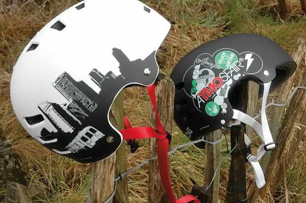 TSG Evolution Helmets