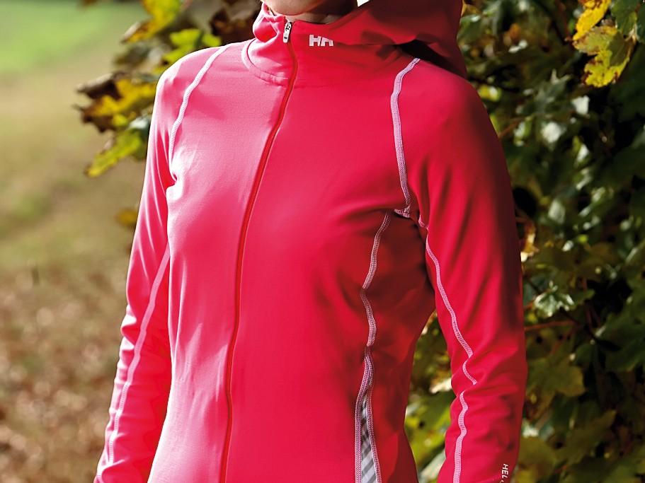 Helly Hansen Women's Stripe hoodie base layer