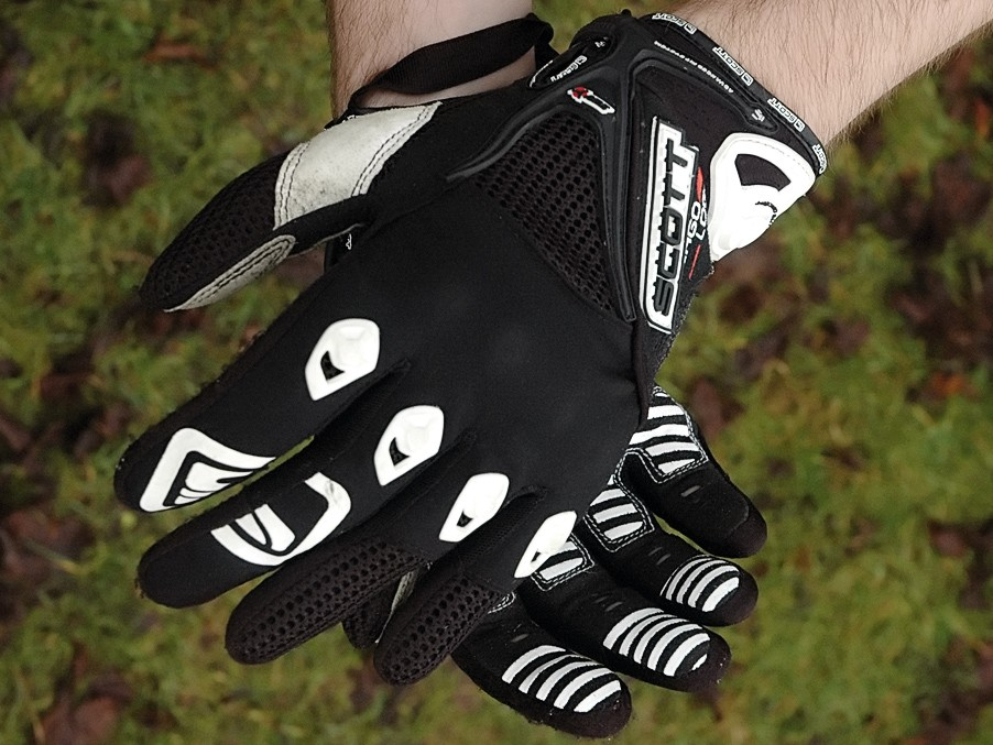 Scott DH Radical gloves
