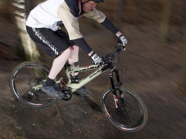 Yahoo! The Specialized SX Trail 1 inspires go-for-it riding