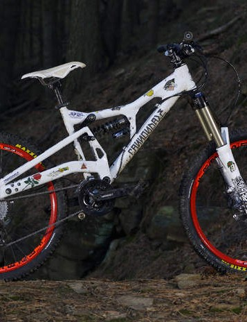 Cannondale Perp 1 a 7in freeride rig & 8in downhill bike in one package