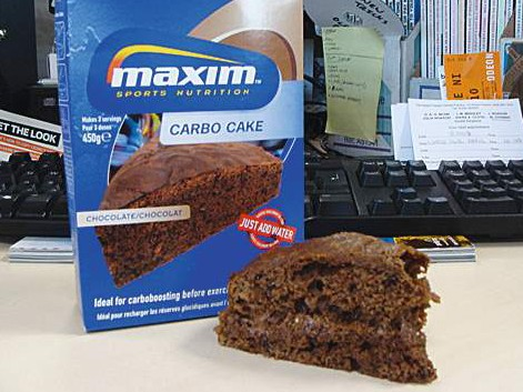 Maxim Carbo Cake`
