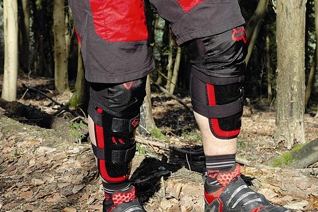 Fox Racing System Leg Armour