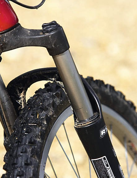 RST fork: supple but clunky