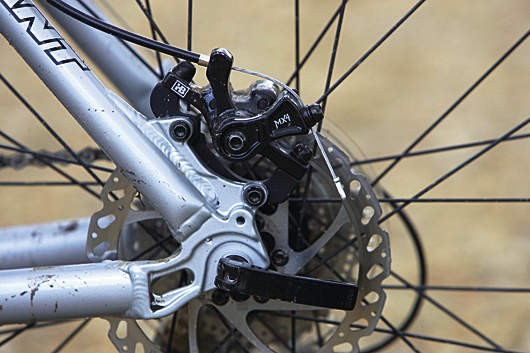 Hayes' mechanic disc brakes are among the best budget stoppers out there