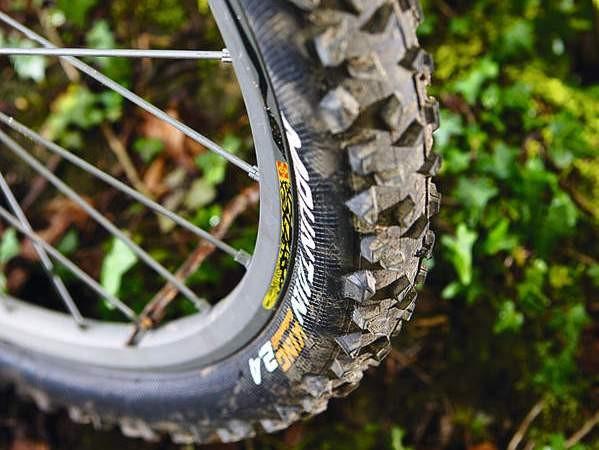 Mountain King Tubeless Tyres