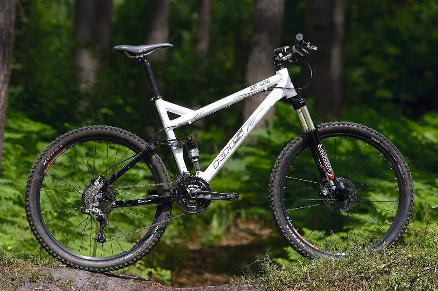 KHS XC604 - BikeRadar