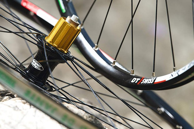 Pro 2 / DT Swiss 4.2D