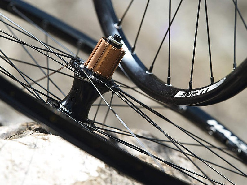 Halo ExciteD Wheelset