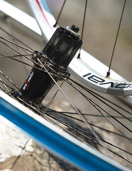 Specialized Roval Contrôle XC Race Disc Wheels