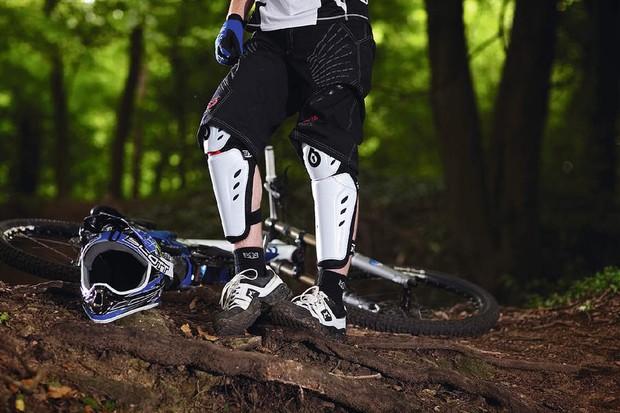 Sixsixone Race Knee/Shin Guards