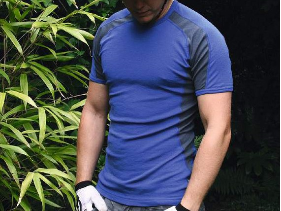 Howies NBL Light S/S Baselayer