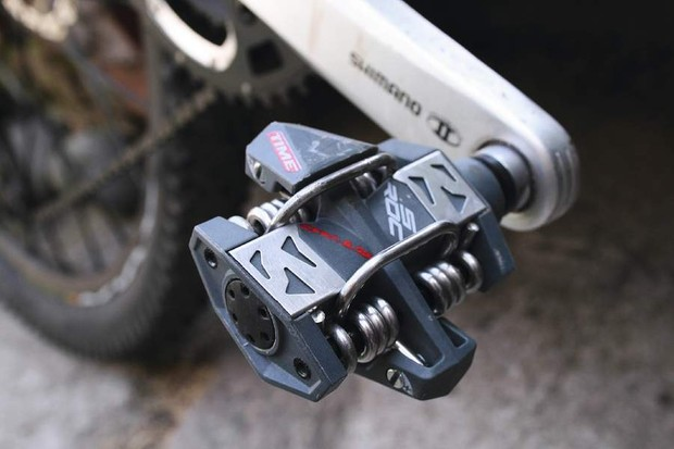 Time Roc Atac S Pedals