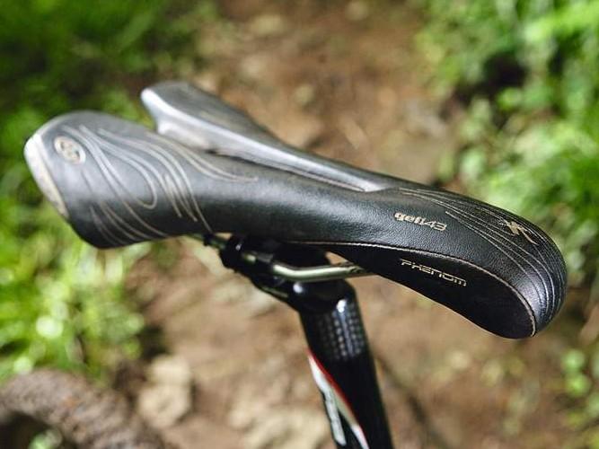 Specialized Phenom Gel Saddle