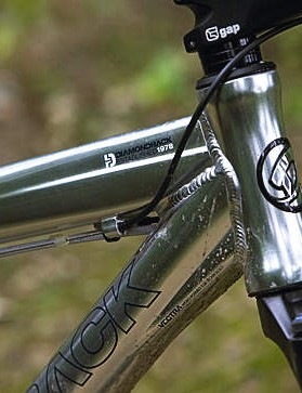 Frame design and finish is excellent, with a geometry that favours efficient mile-munching and climbing