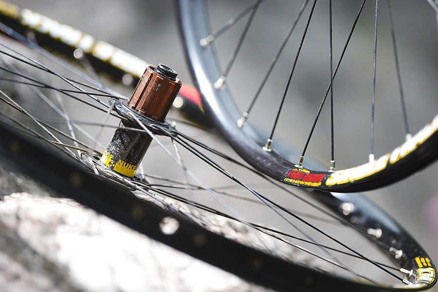 Nukeproof/Sun wheelset