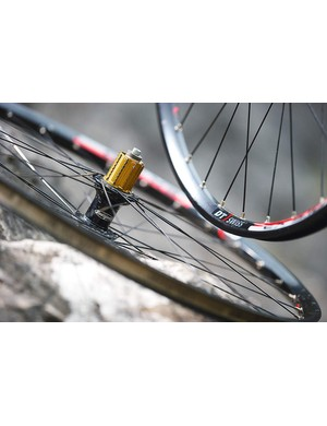 Hope Pro II / DT 5.1 Wheelset