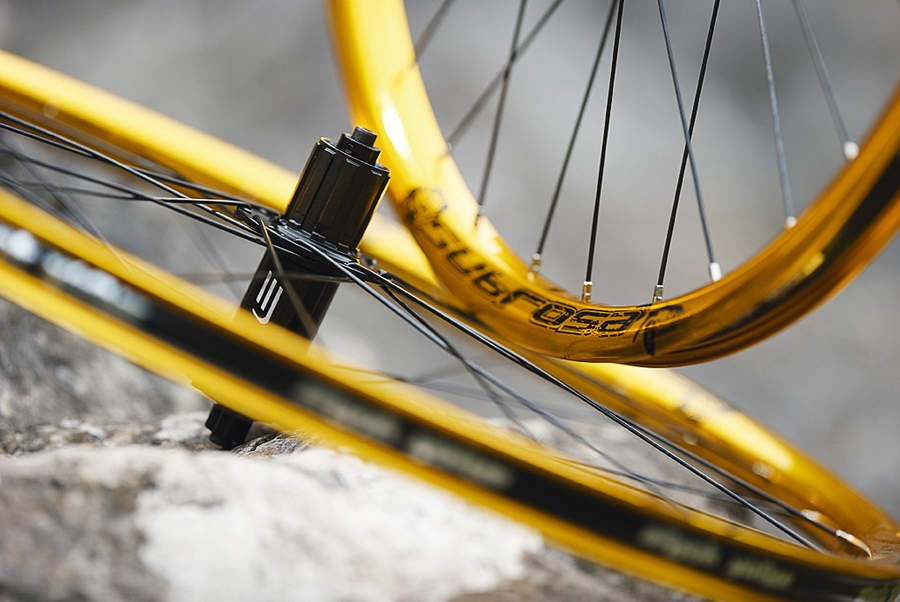 Spank All-Mountain Wheelset