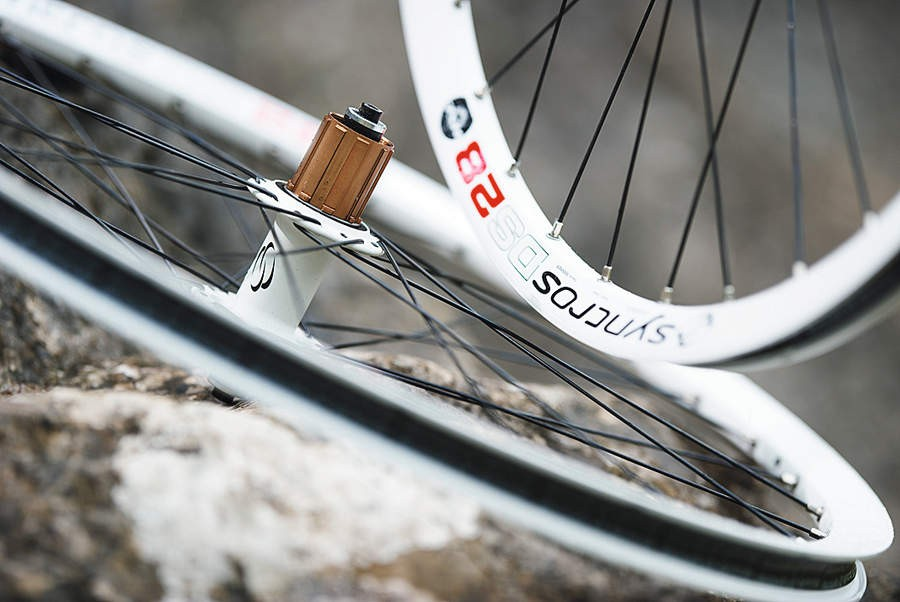 Syncros AM wheels